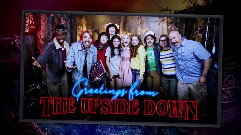 'Stranger Things' Stars Scare The Bejeezus Out Of Fans In Waxwork Museum Prank