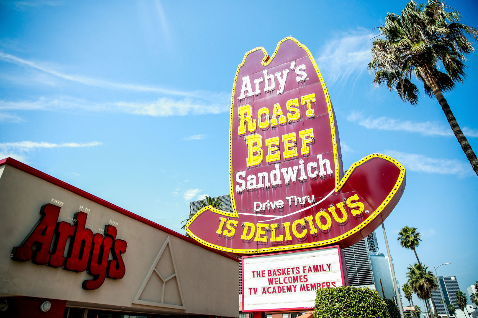 Arby's sparks fury with notice for 'well behaved children'