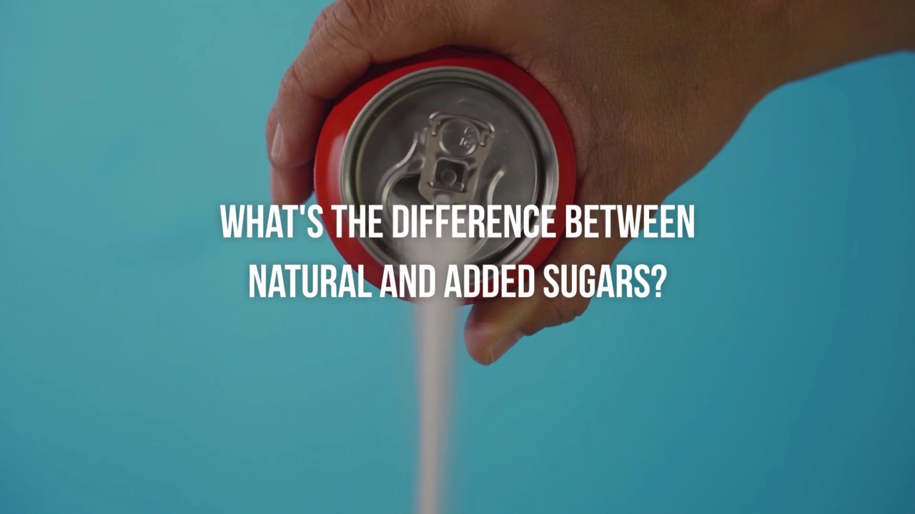 Natural Sugars vs. Added Sugars: Do Our Bodies Know The Difference?