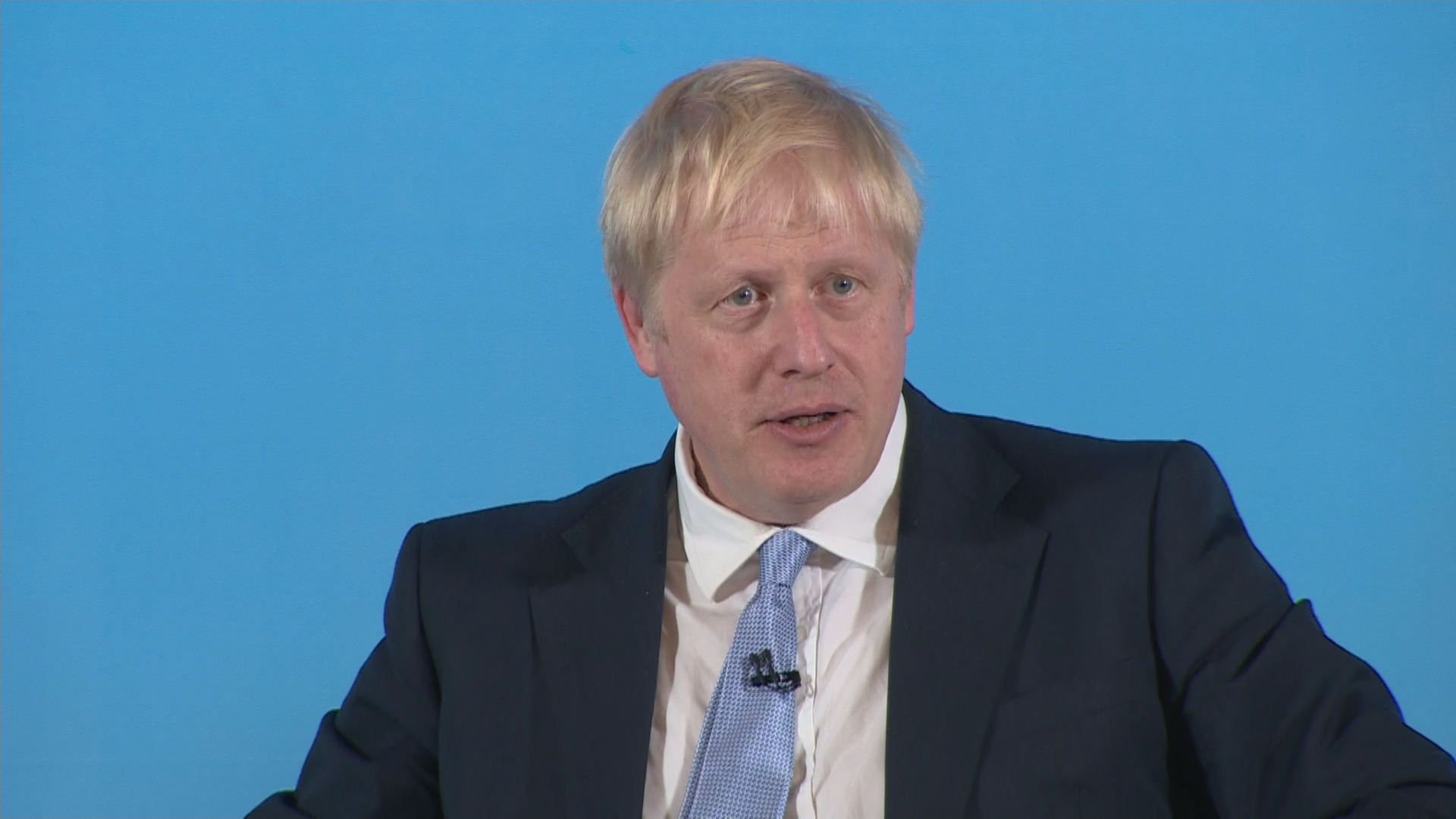 'Complete Hysteria': Boris Johnson Rejects Claim He Is A Right-Wing Populist