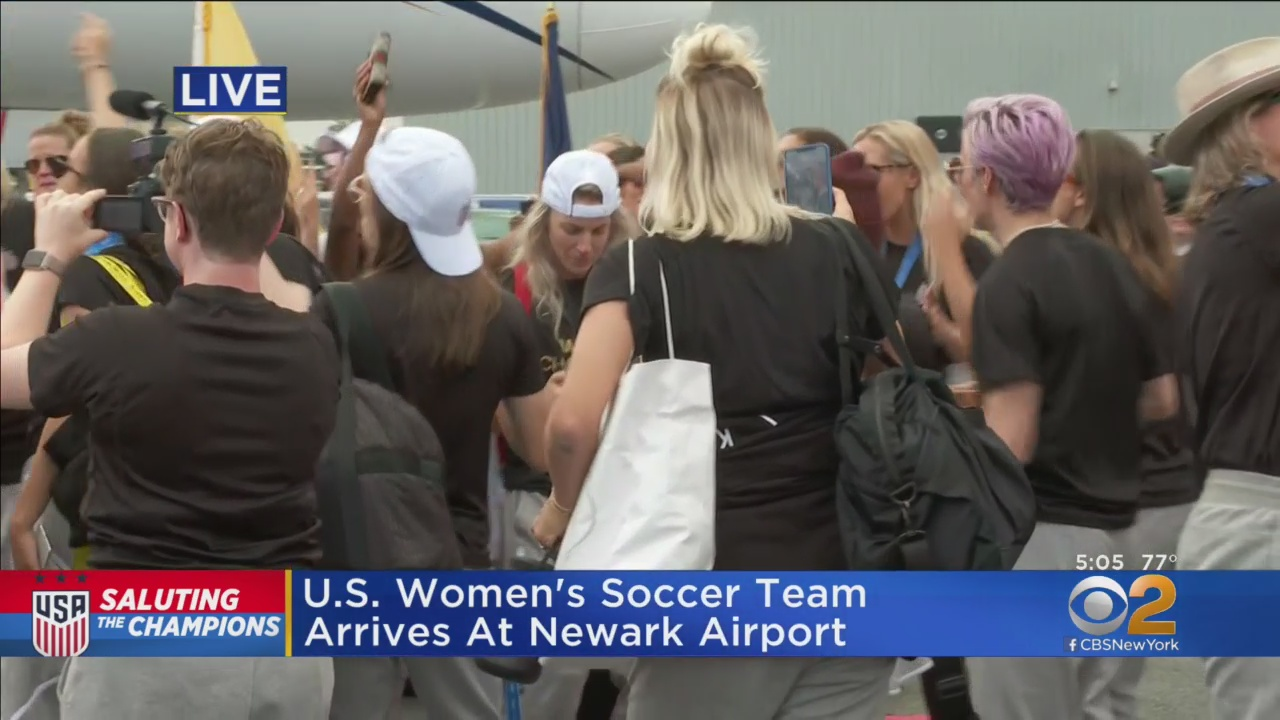 Women's Team Had The Best Response To Suggestion That Soccer Is 'Male-Dominated'