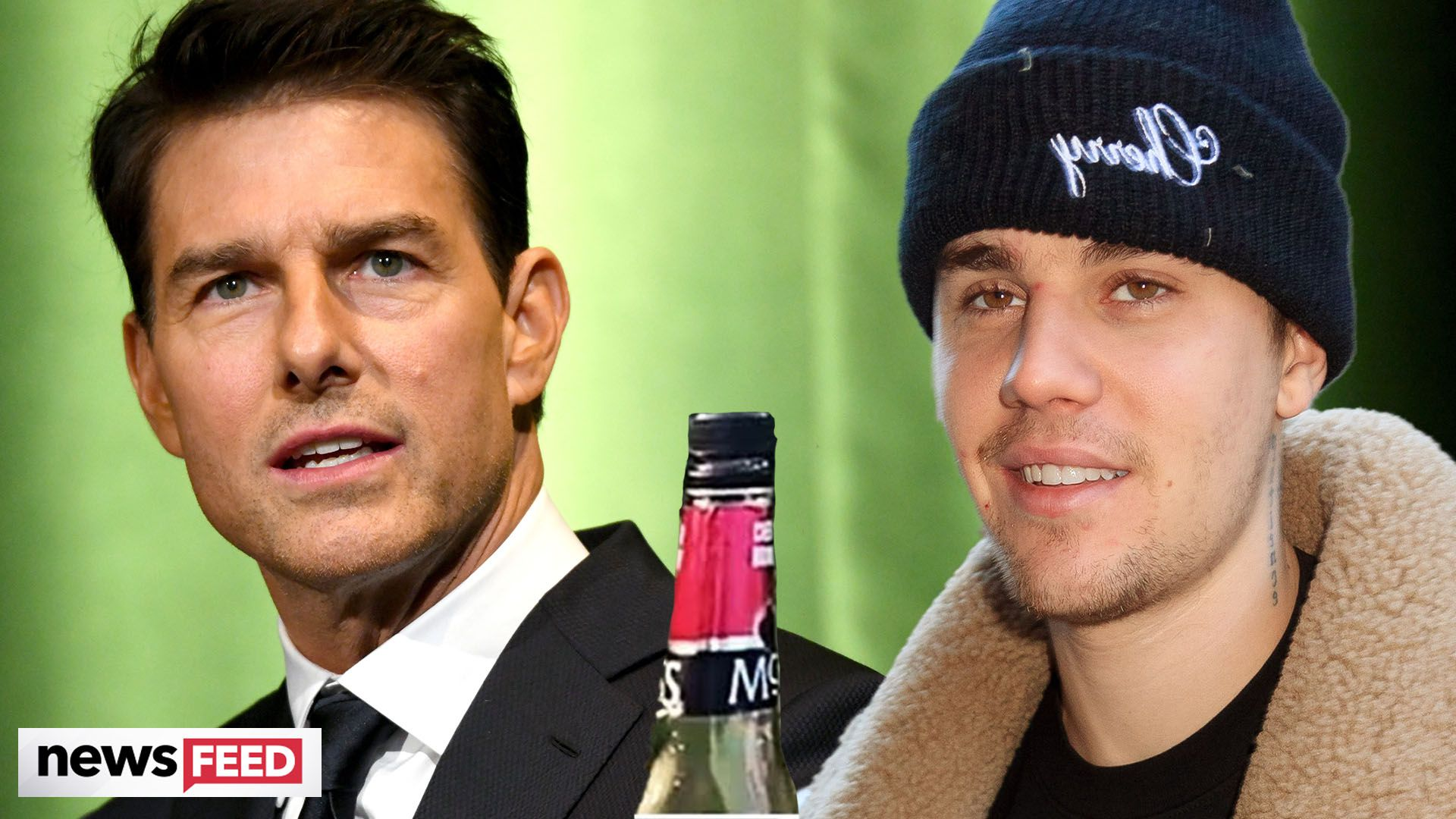 Why Is Justin Bieber Still 'Feuding' With Tom Cruise? An Investigation