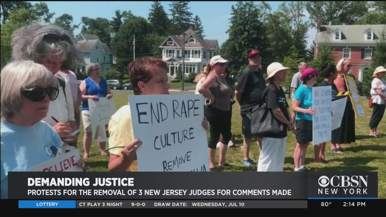 New Jersey Judge Who Showed Leniency To Rape Suspect From 'Good Family' Resigns
