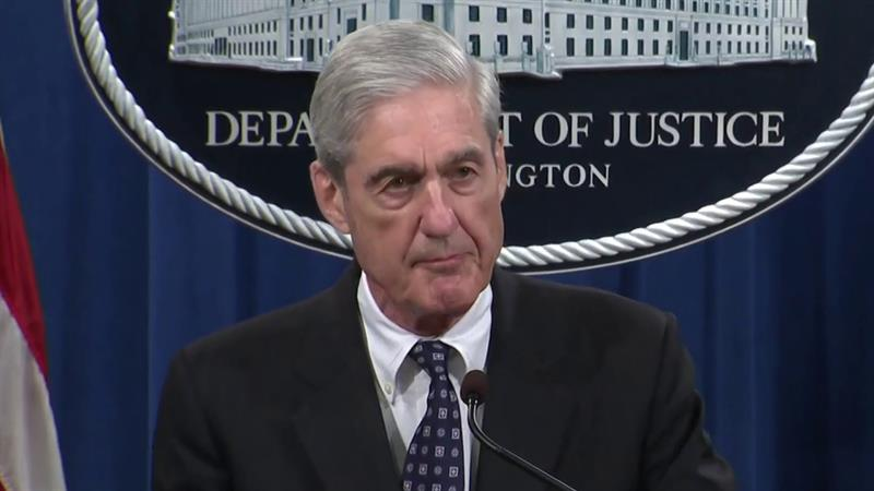 Former Justice Department Official Donald Ayer Says Robert Mueller Needs To 'Finish The Job'