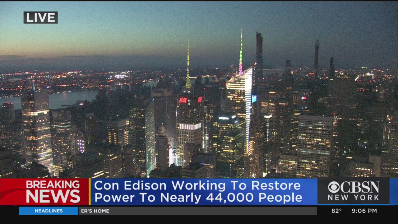 A Massive Blackout Hit Manhattan And New York Did Its Thing