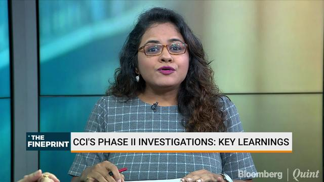 Phase II Deals: CCI's Approach To Relevant Market