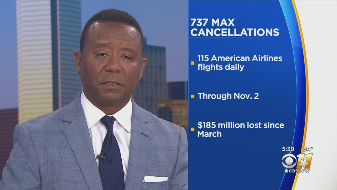 With Boeing's 737 Max Still Grounded, U.S. Airlines Cancel Thousands Of Flights