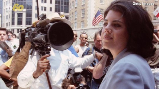 Monica Lewinsky Drops The Mic With Tweet On Worst Career Advice She's Ever Received