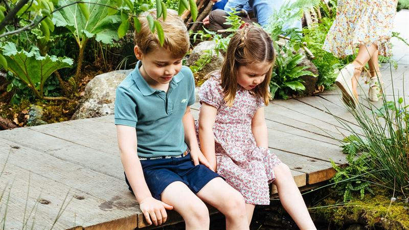 Prince George is celebrating his 6th birthday on a private island in the Caribbean