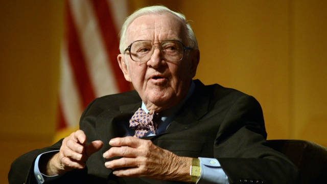 Trump, Kavanaugh, Guns: John Paul Stevens Spoke His Mind