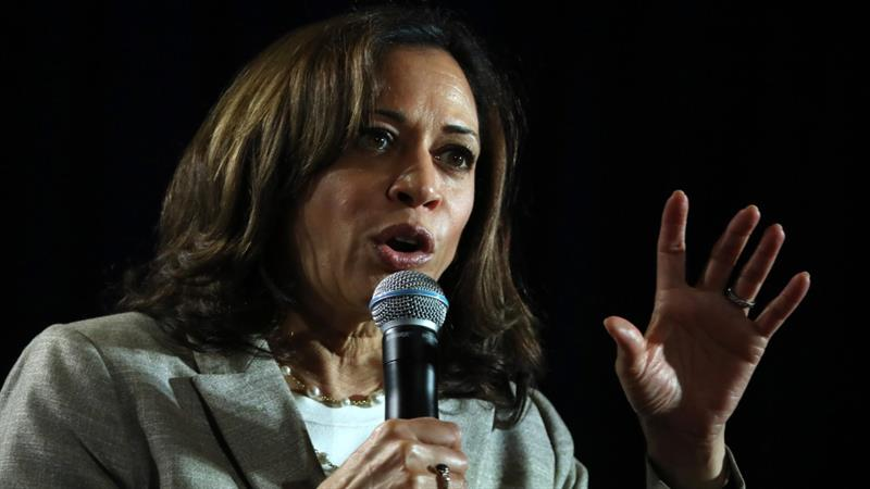 Kamala Harris Tells Trump To Go Back Where He Came From And Leave Office