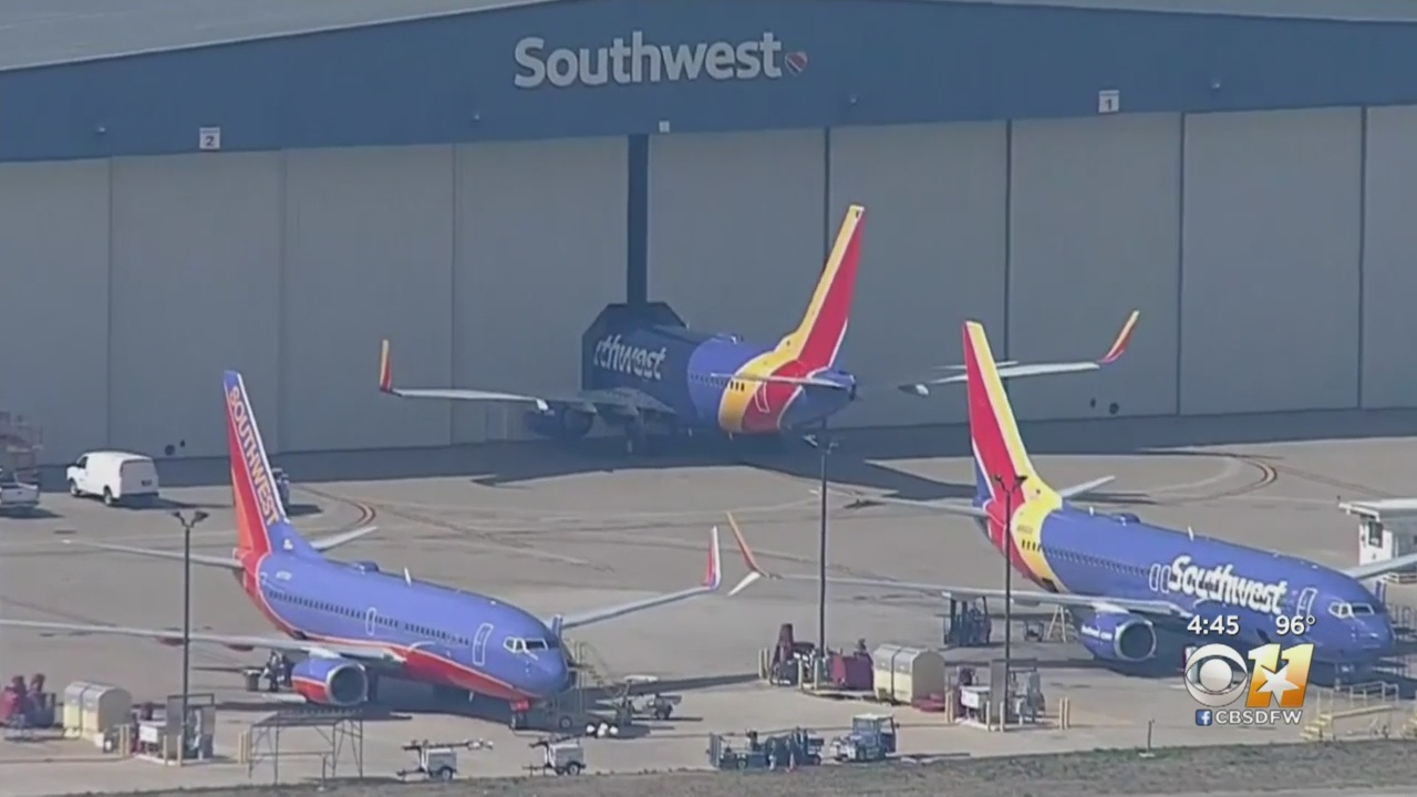 2 Southwest Planes Collide On Tarmac At Nashville Airport