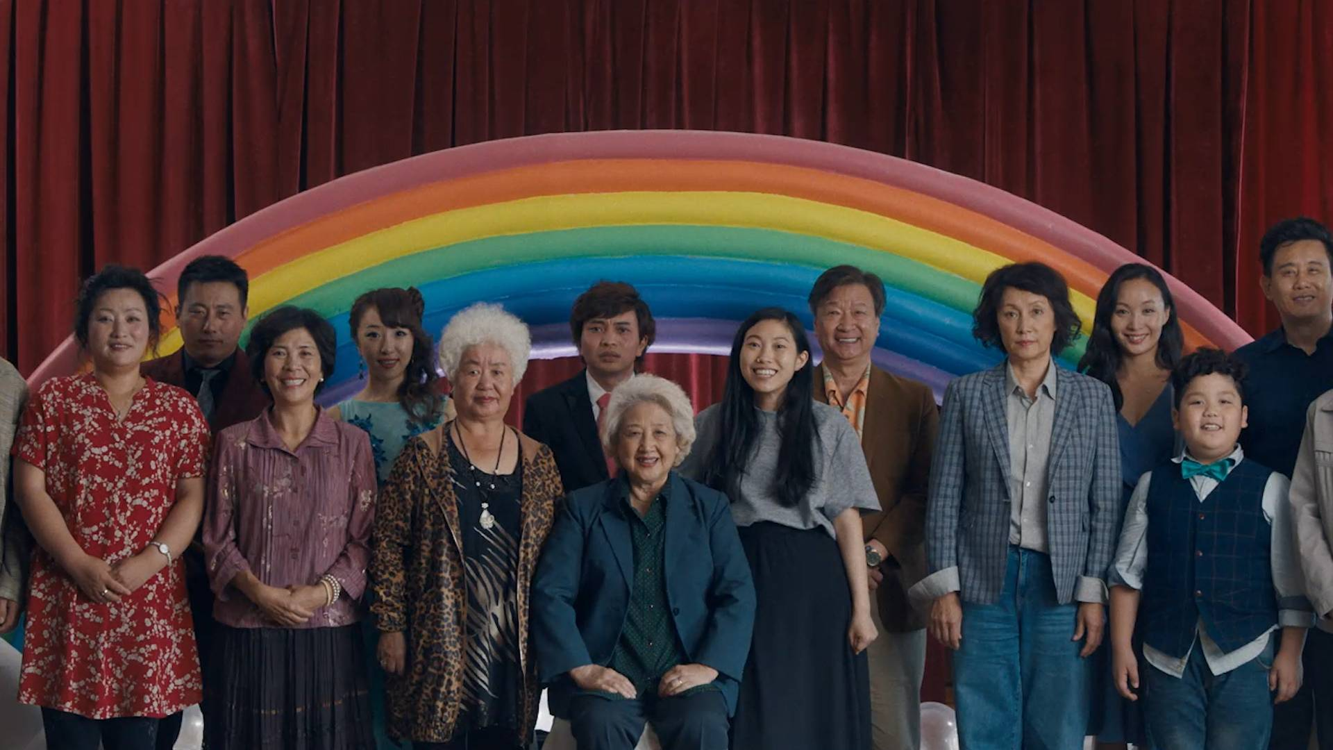 'The Farewell' director Lulu Wang surprises moviegoer watching film alone in theater