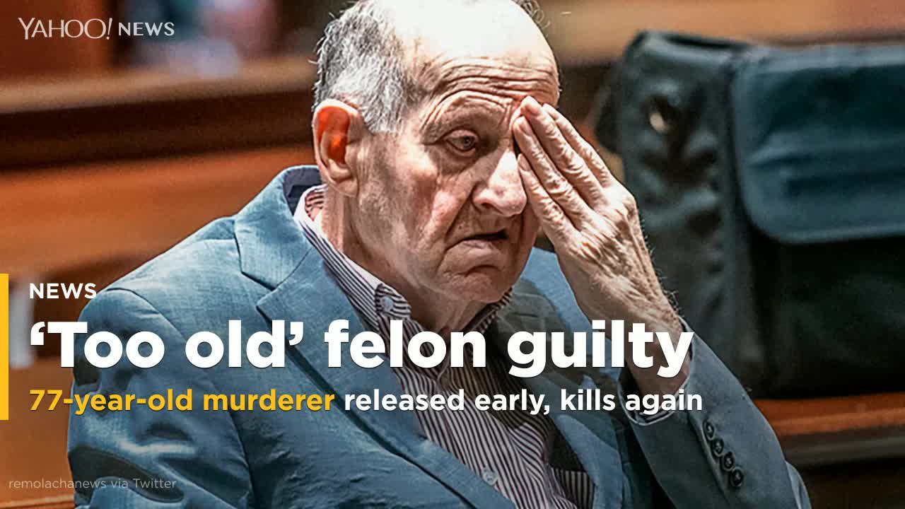Murderer Deemed Unlikely To Hurt Again Because Of Age Is Convicted In 2nd Killing