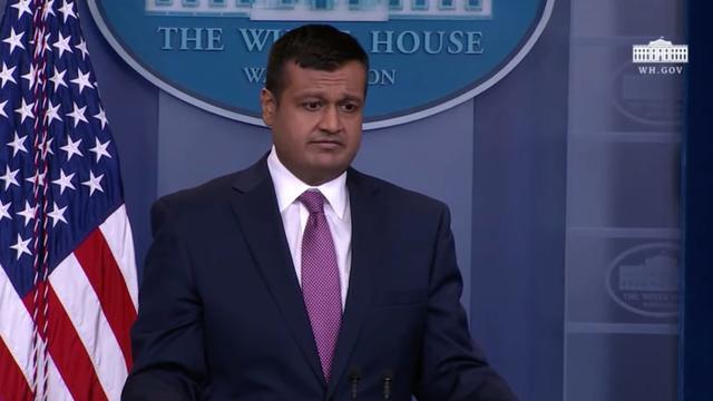 Fox Hires Former Trump White House Spokesman Raj Shah