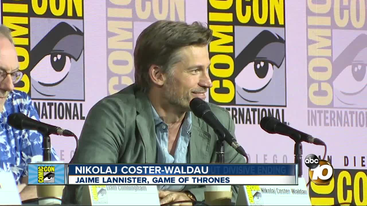 Game Of Thrones Star Nikolaj Coster-Waldau 'Booed' By Fans At Comic-Con After He Defends Final Season