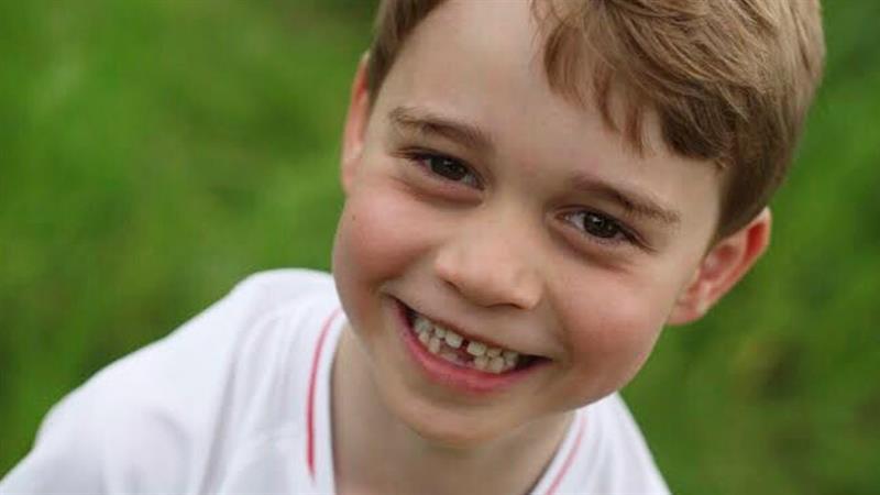 Meghan Markle, Prince Harry Write Sweet Birthday Wish To Prince George