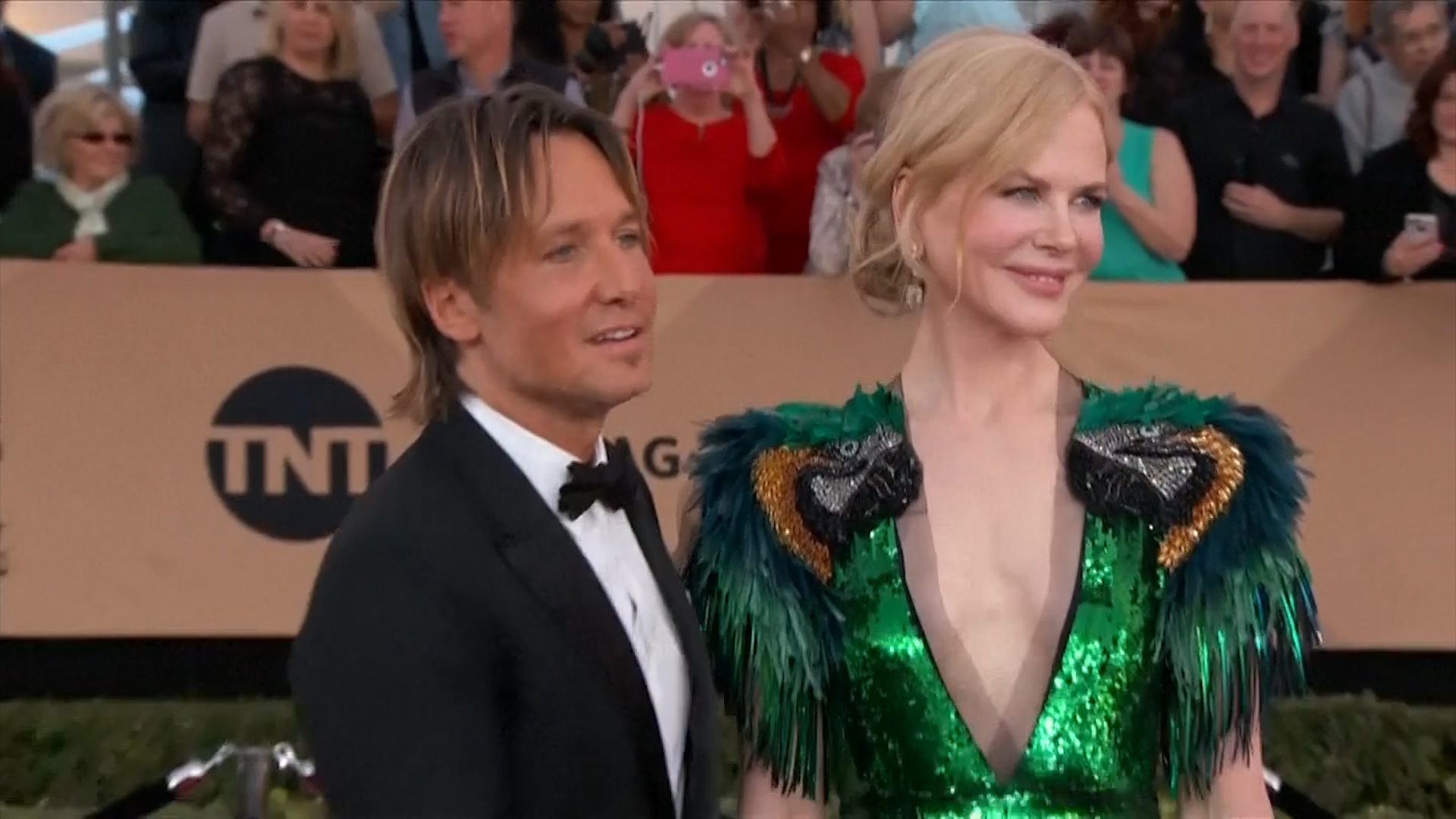 Nicole Kidman Admits It's 'Embarrassing' Husband Keith Urban Called Her A 'Maniac In Bed'
