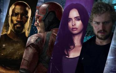Star cast of Daredevil