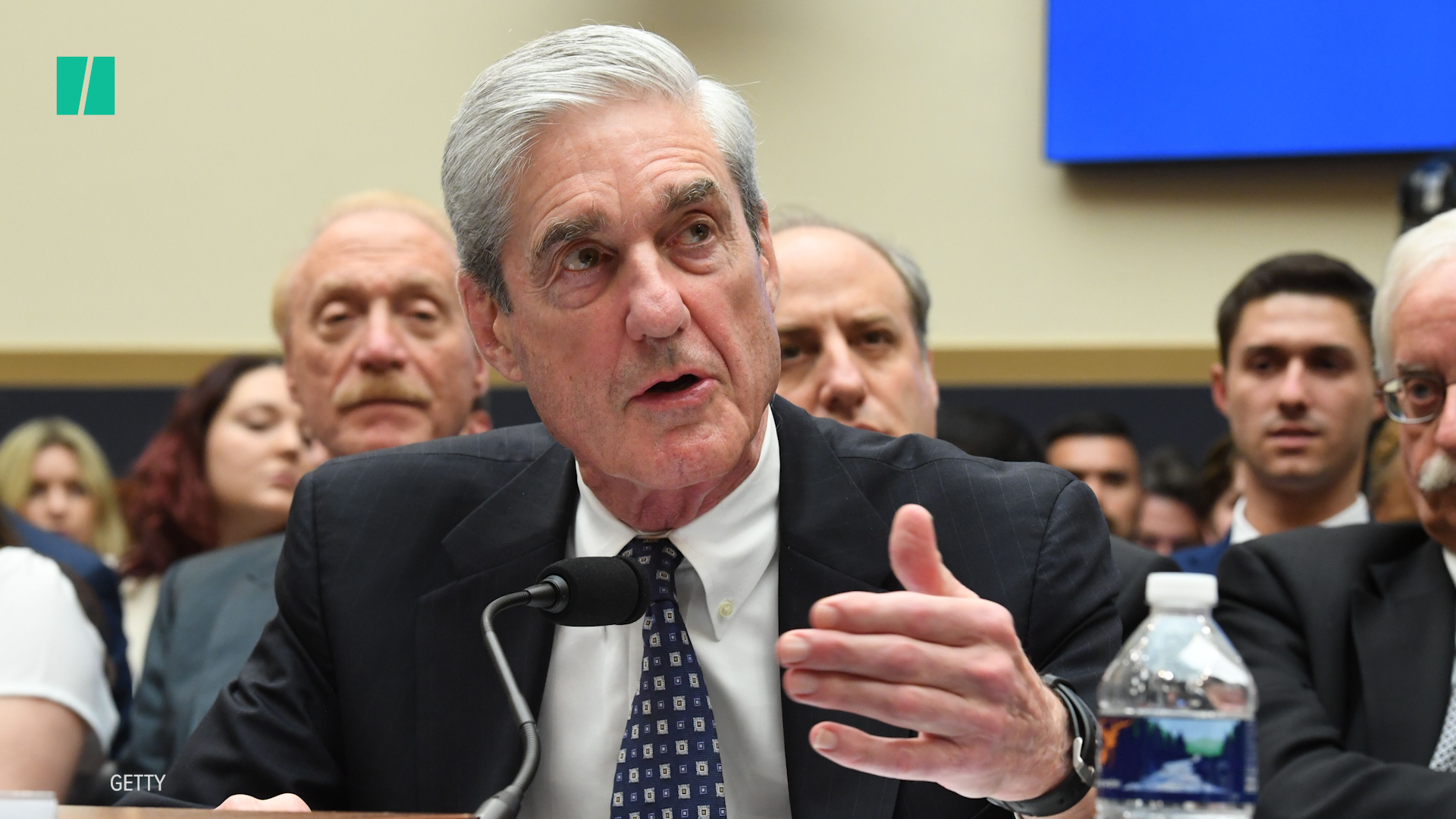 Robert Mueller Inadvertently Gives The World A Blistering New Catchphrase