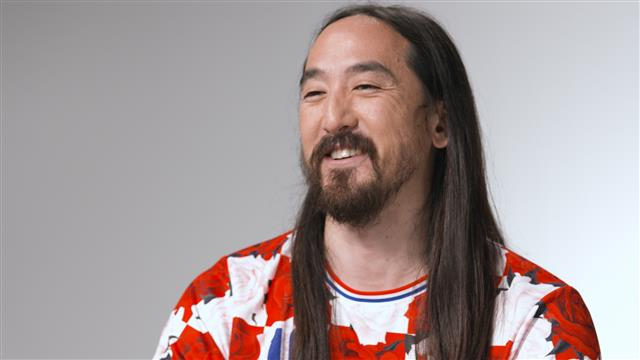 Steve Aoki recalls the two celebrities that left him the most most starstruck