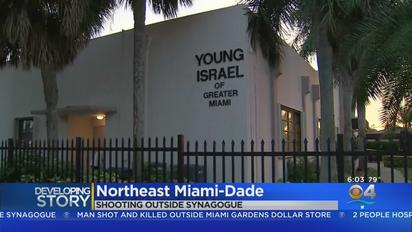 Jewish Man Shot Multiple Times Outside Miami Synagogue Huffpost