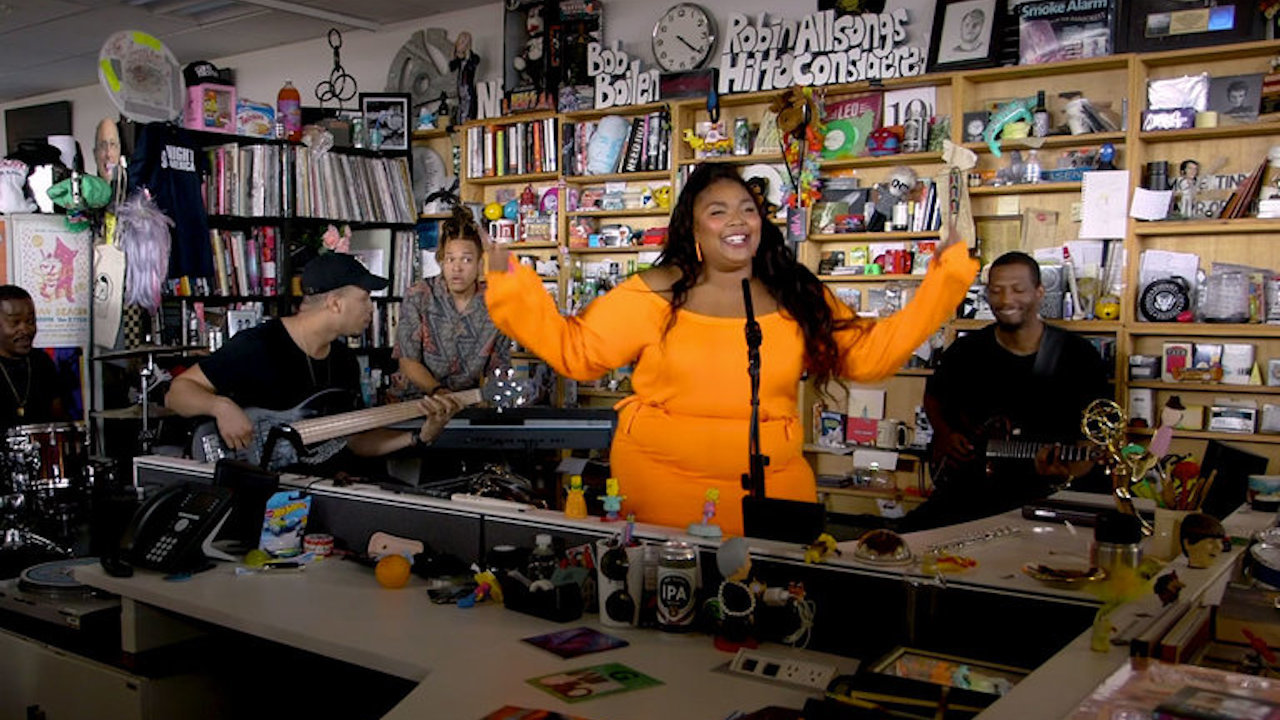 Lizzo Wants People To 'Drop The Ageism Sh**t' In 2020 Election