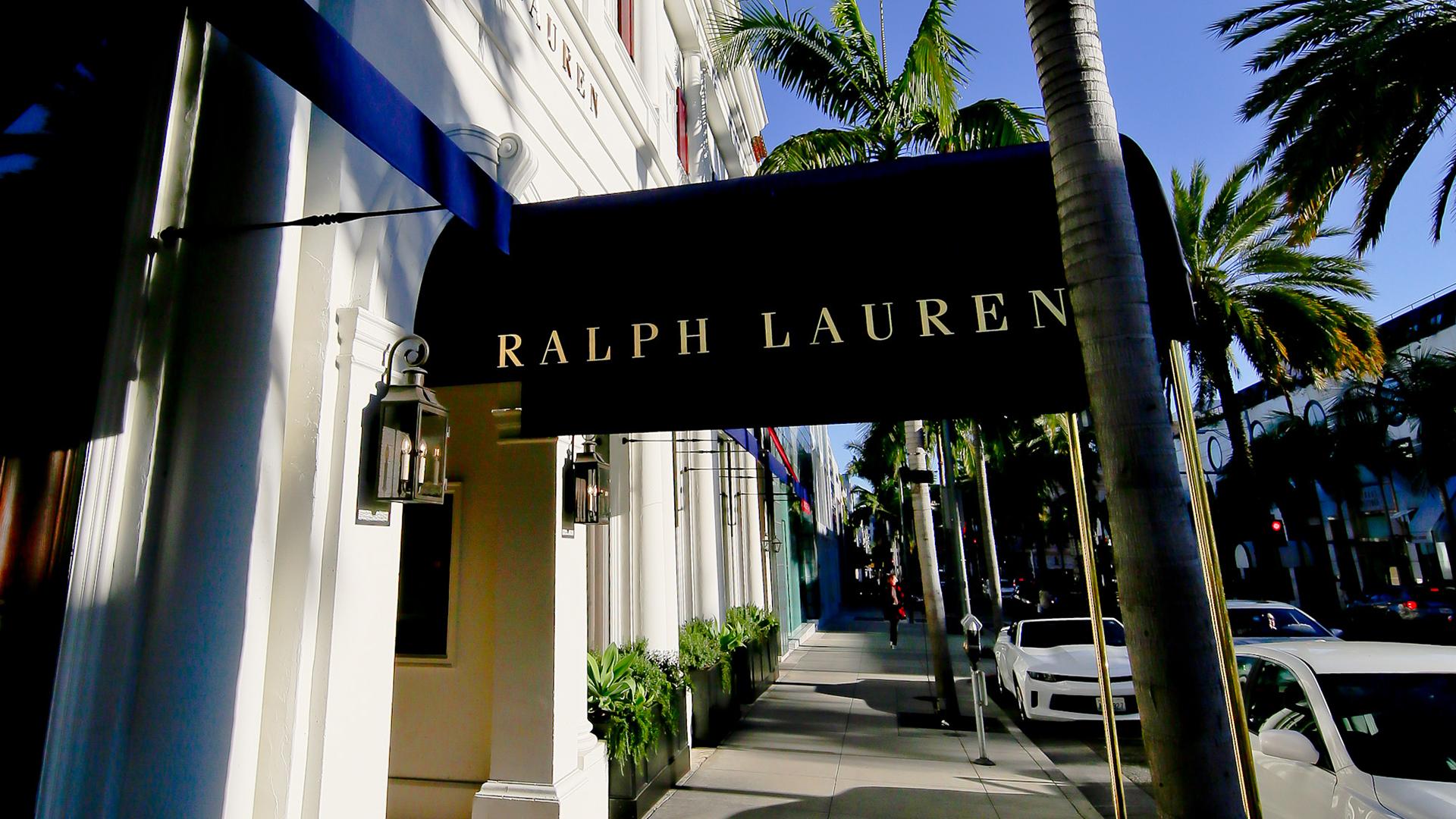 Ralph Lauren creates own NYC nightclub at NYFW