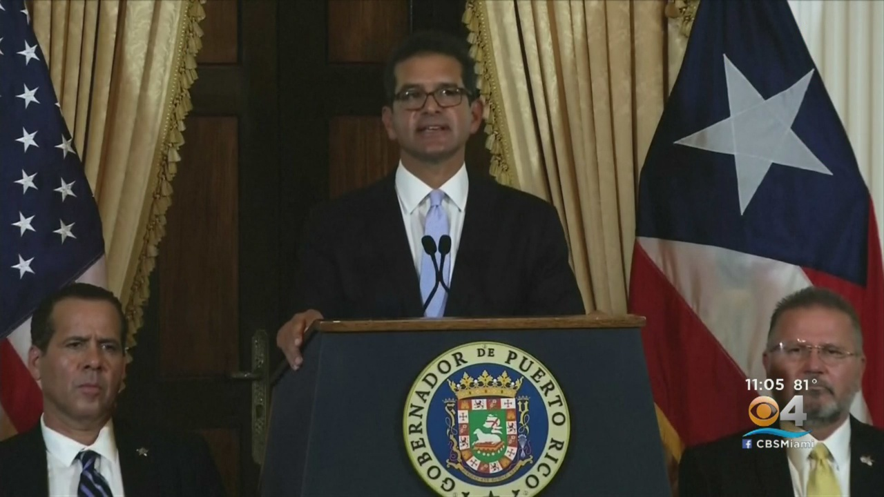 Puerto Rico's New Governor Lobbied For Coal Utility That Poisoned Groundwater