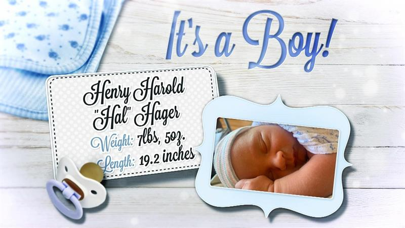 Baby Boy! Jenna Bush Hager welcomes third child with husband Henry Hager
