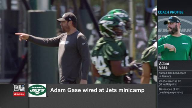 bd6e4d54 Adam Gase asks wife who just gave birth 'You good?' before leaving ...