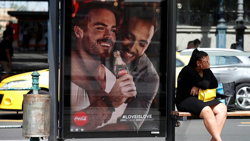 Coca-Cola Ads Featuring Same-Sex Couples Spark Backlash In Hungary