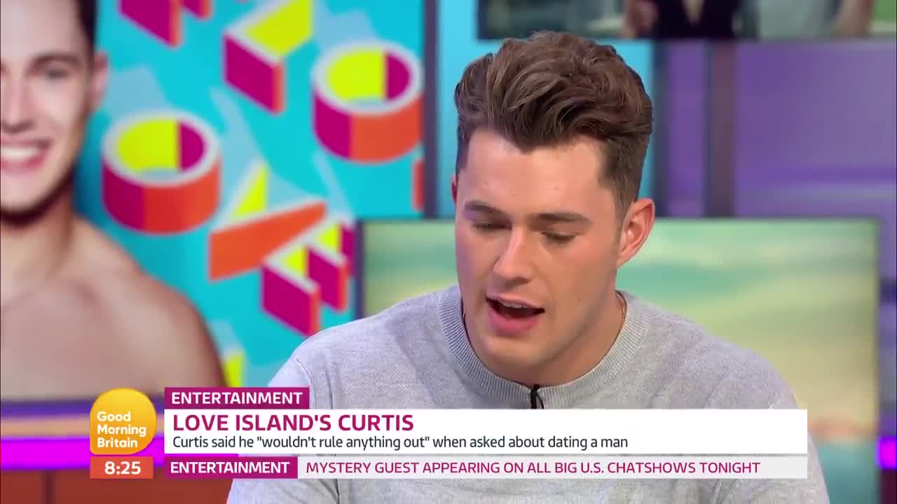 Love Island's Curtis Pritchard Lands New Role On The Greatest Dancer