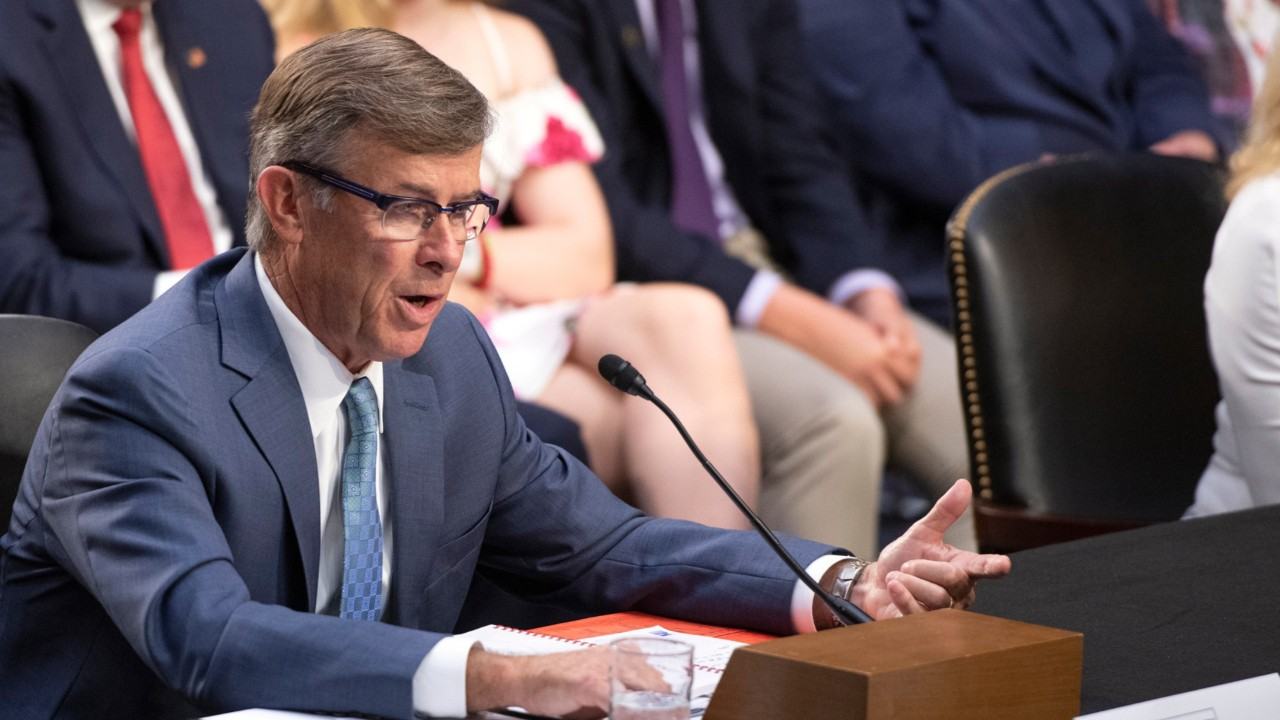 Trump picks acting national intelligence director