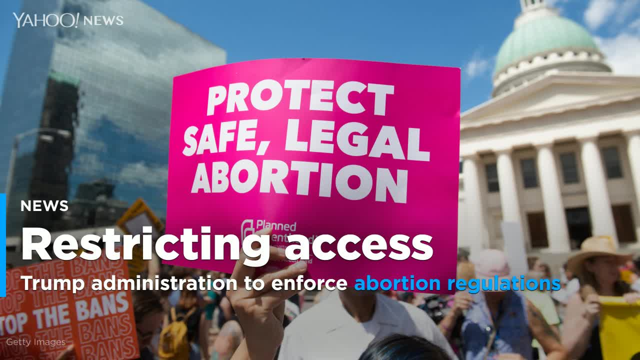 Facing Restrictions At Home, Droves Of Desperate Women Seek Abortions Out Of State