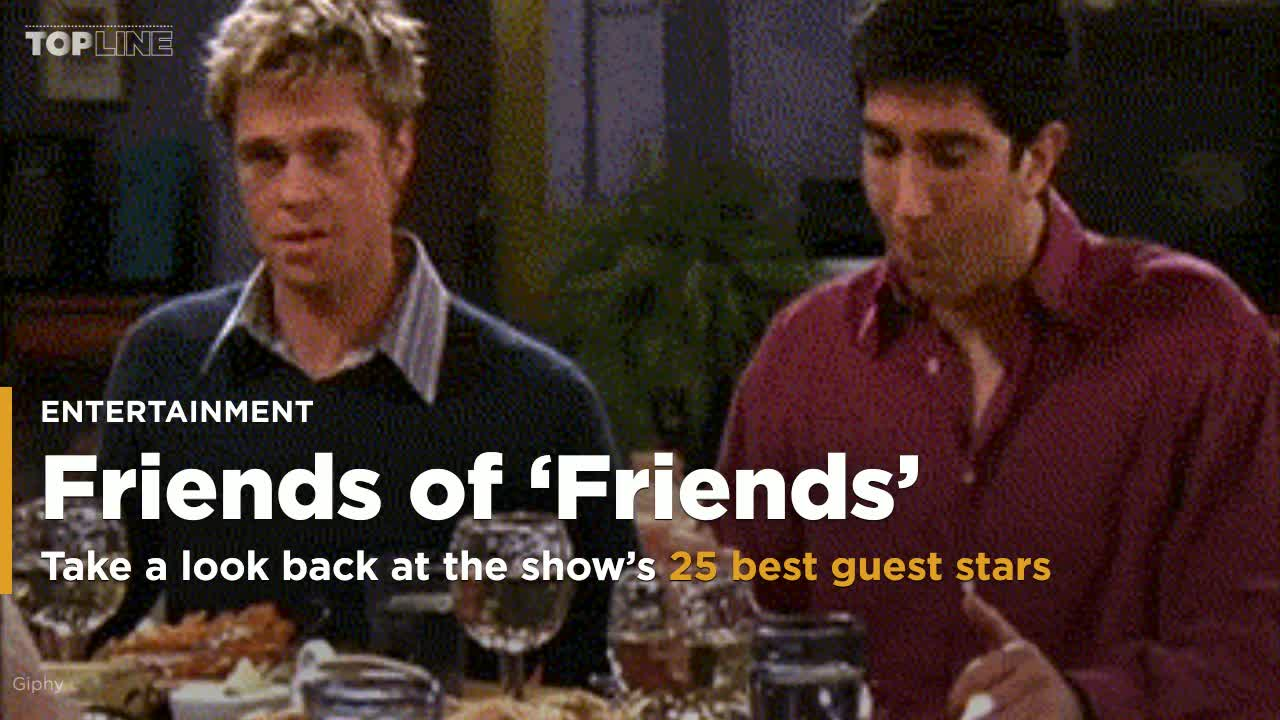Friends Characters We Wish We'd Seen More Of, As The Hit Show Turns 25