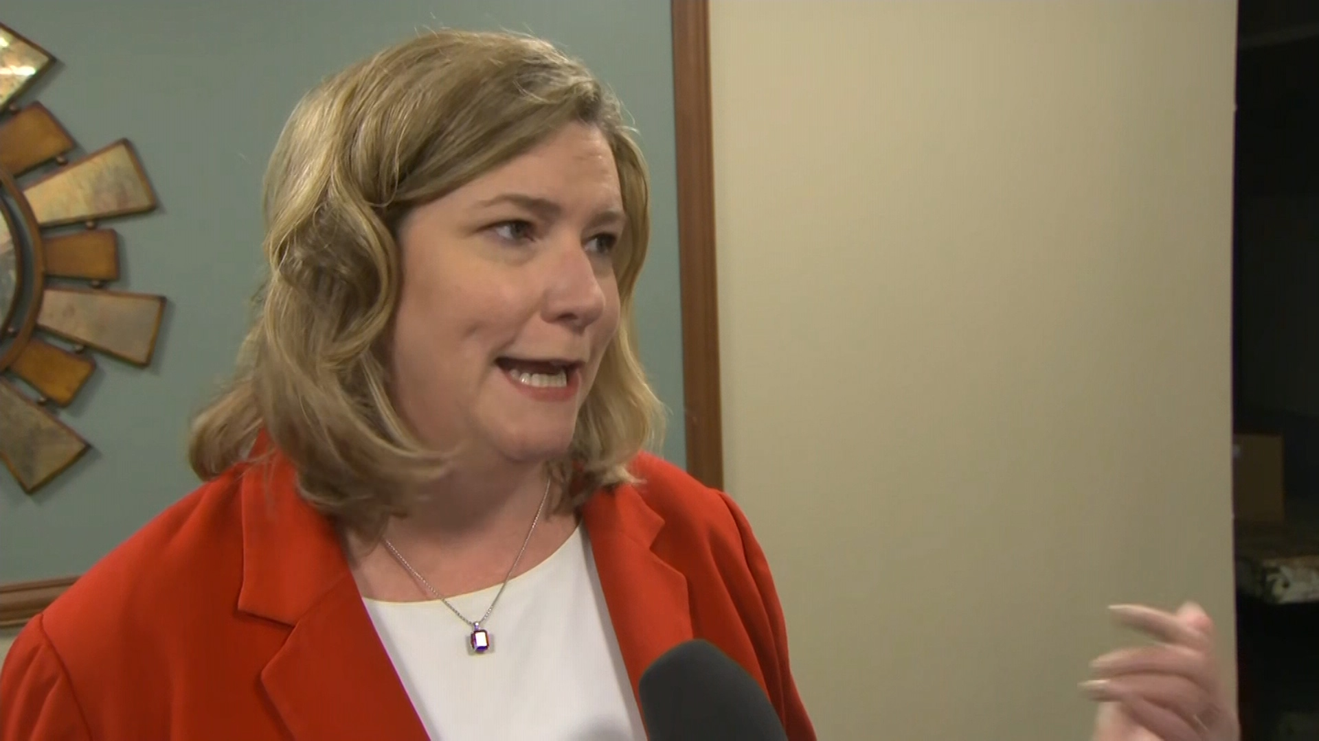 Dayton Mayor Nan Whaley Sought Extra Security After Trump Called Her 'Dishonest'