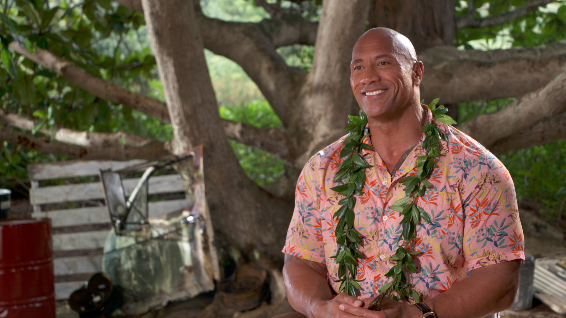Dwayne 'The Rock' Johnson Marries Lauren Hashian In Hawaii