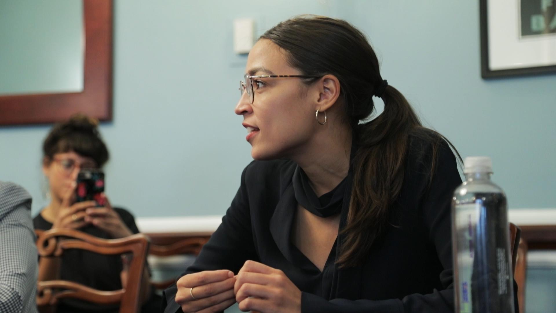 Alexandria Ocasio-Cortez Makes Her First House Endorsement Against Democratic Incumbent