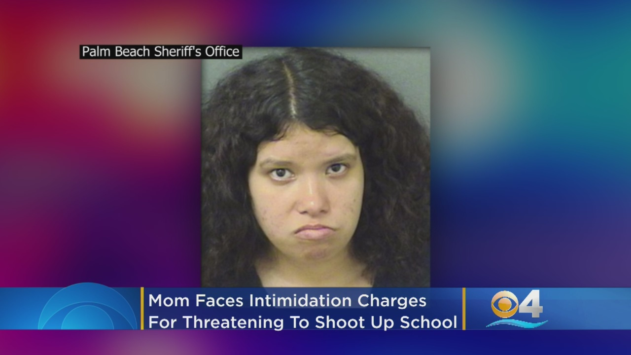 Florida mother threatens to shoot up elementary school over rezoning