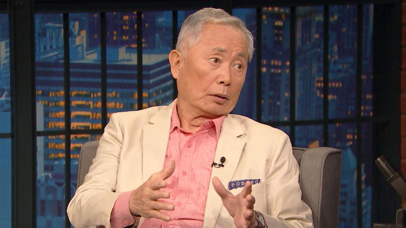 George Takei On Reliving Japanese American Concentration Camp Experience On Set