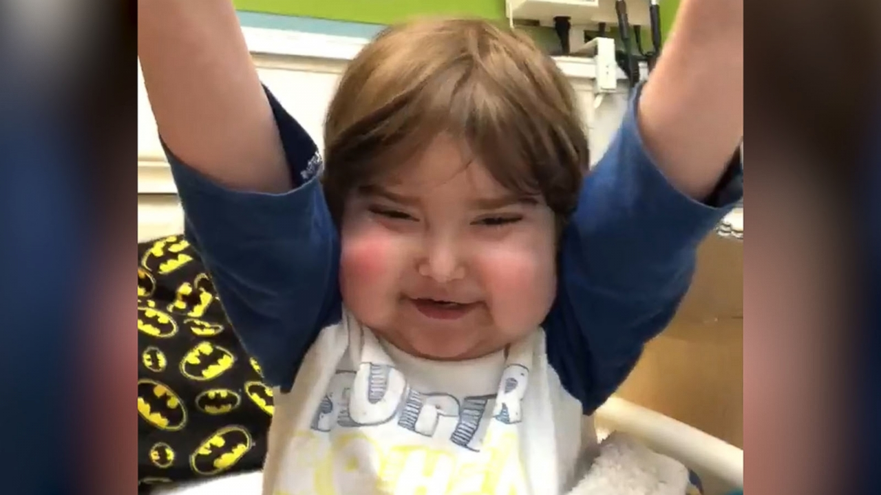 6-year-old boy diagnosed with disease so rare it hasn't been named