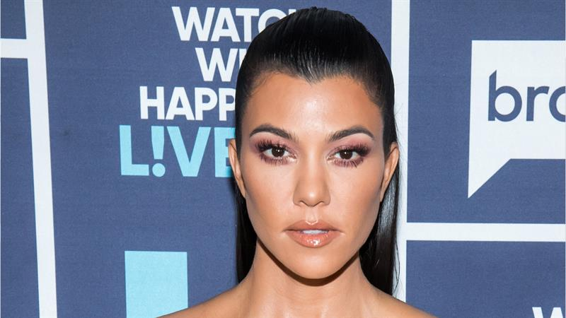 This $23 product is Kourtney Kardashian's secret to glossy locks -- and it's on sale!