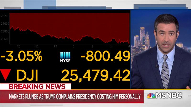 Robert Reich Issues Dire Warning About 'Sugar High' Of Donald Trump's Economic Policies