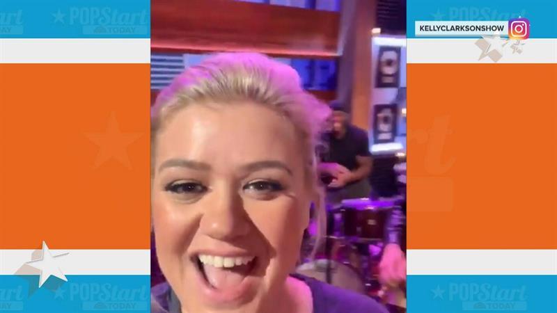 Simon Cowell teases 'Idol' reunion on Kelly Clarkson's talk show