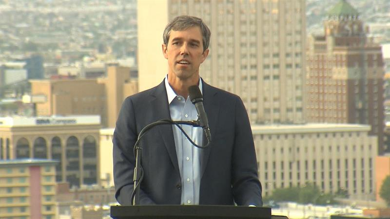 Beto O'Rourke Unveils Plan To Fight Gun Violence And White Nationalism