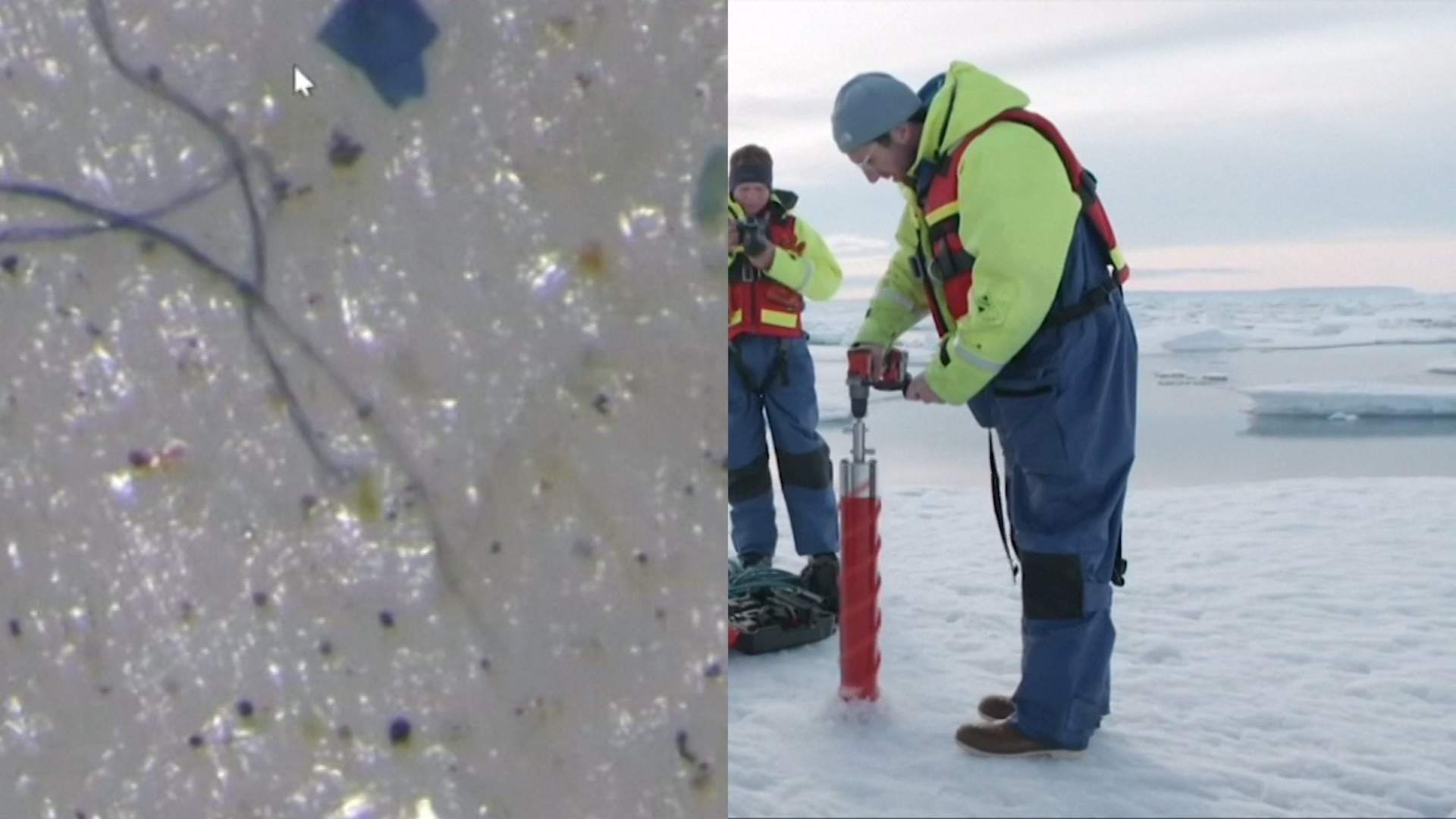 Scientists Astonished After Finding Microplastics In Arctic Snow