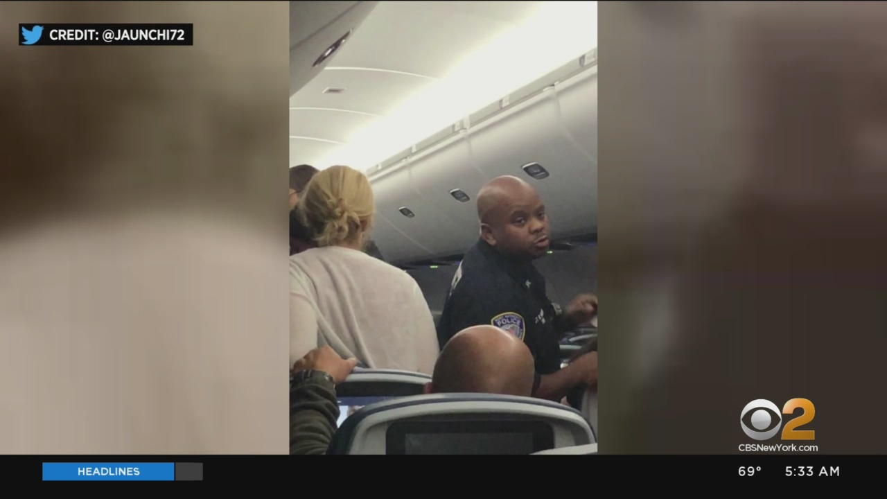 Videos show chaos, fights on Delta flight delayed 7 hours