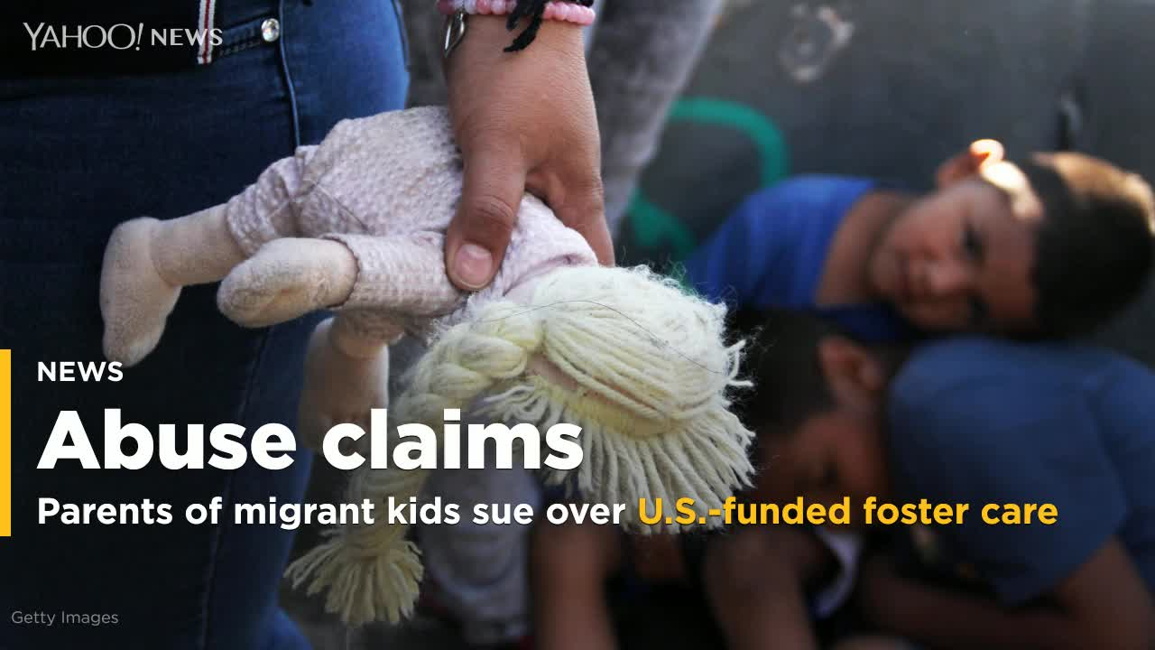 Claims: Migrant children molested in U.S.-funded foster care