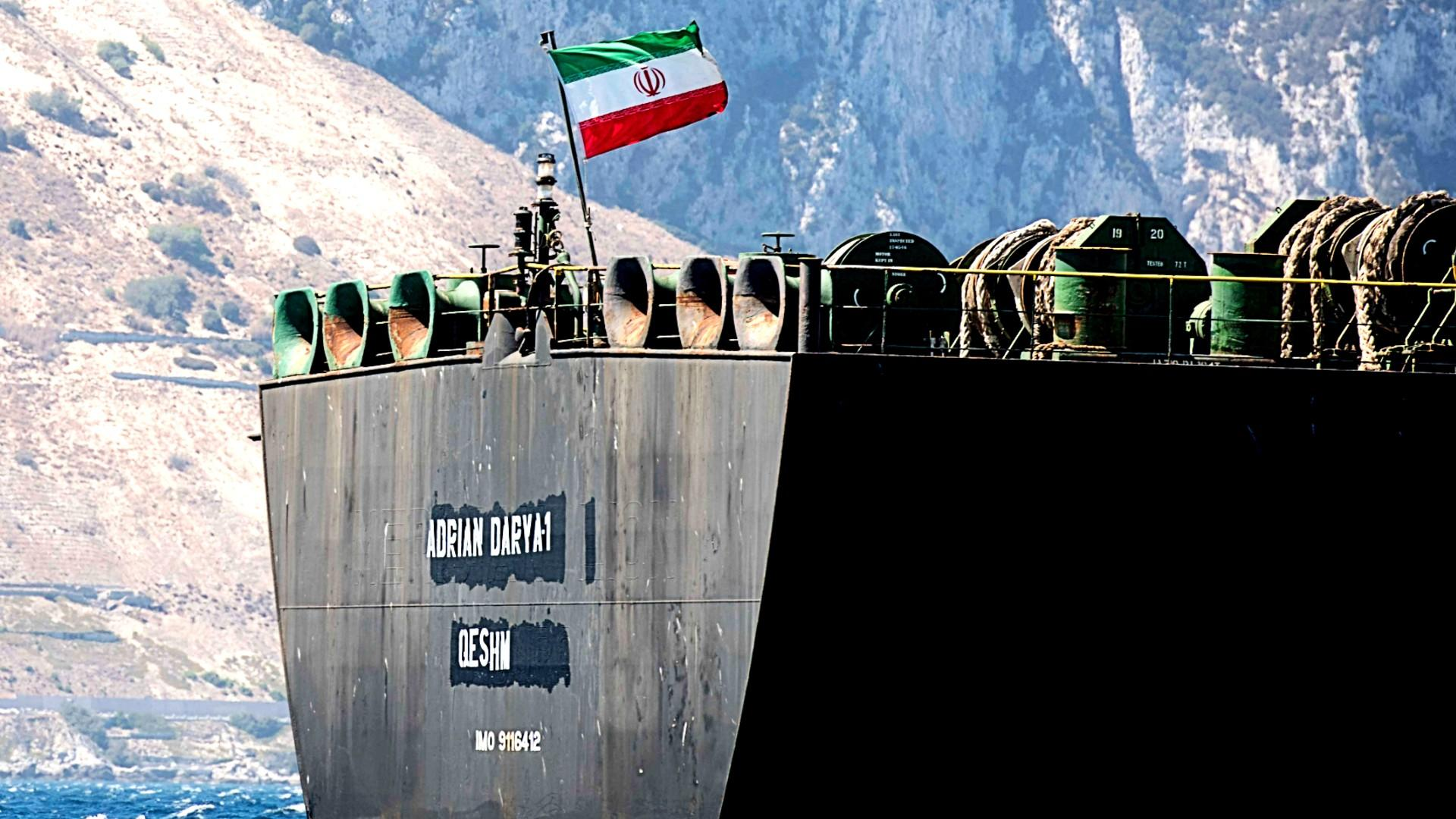 Iran warns U.S. not to interfere as Gilbraltar releases oil tanker